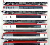 TOMIX(トミックス) JR253系 特急電車 成田エクスプレス 6両セット(2906/2907/2908/2909)