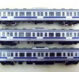 TOMIX(トミックス) 415系 近郊形電車 3両セット(クハ411-1506/クハ411-1605/モハ415-1506)