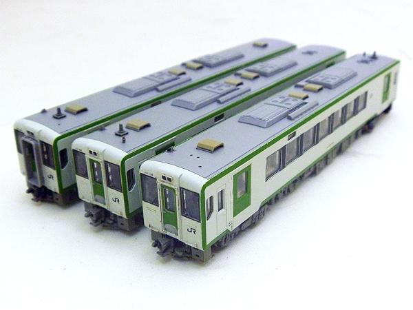 KATO(カトー) キハ110系 JR東日本ディーゼルカー 3両セット