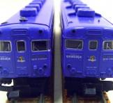 KATO(カトー) キハ58系 JR九州新急行色 DC-EXP EBINO KUMAGAWA(えびの/くまがわ) 2両セット