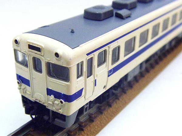 TOMIX(トミックス) キハ58系 ディーゼルカー JR九州色(快速シーサイドライナー?) 4両セット