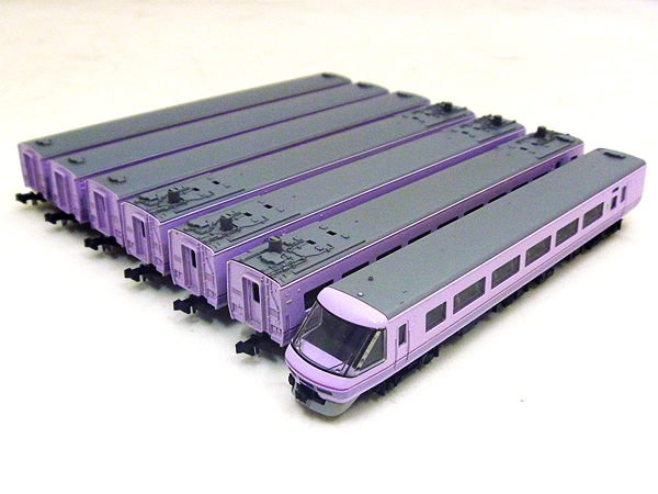 TOMIX(トミックス) 381系 JR西日本特急電車 スーパーやくも(旧塗色) 7両セット