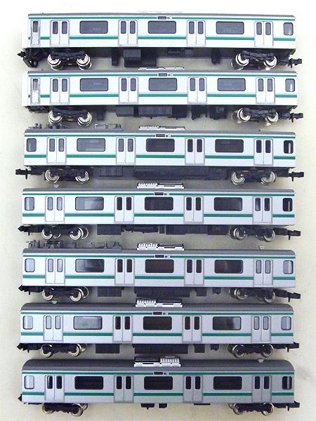 TOMIX(トミックス) モハ208系? サハ209系? JR通勤電車 京浜東北線 7両セット
