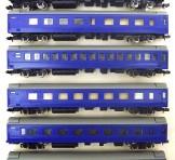 TOMIX(トミックス) JR24系 北斗星 25形特急寝台客車 6両セット
