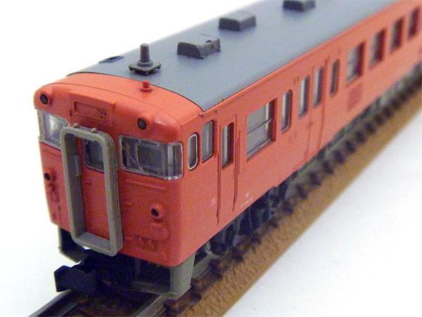KATO(カトー) キハ40系 ディーゼルカー 6両セット (キハ47 1022(M車なし))