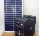 オリオン電機 ポータブルバッテリー PBN1500 太陽光パネル ESP030-P