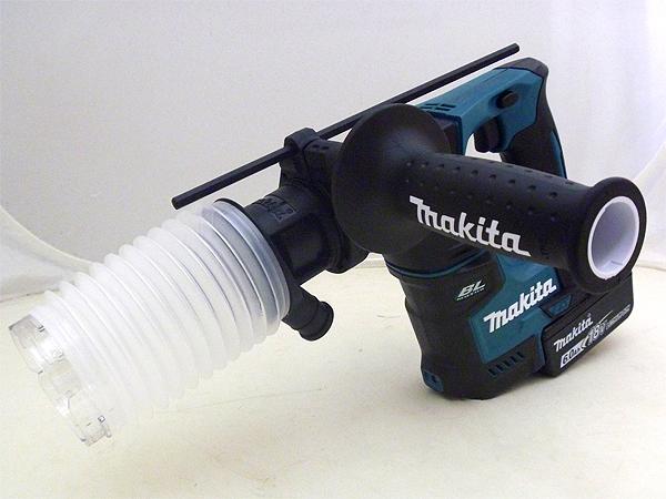 makita(マキタ) 17mm充電式ハンマドリル HR171DRGX(18V/6.0Ah)