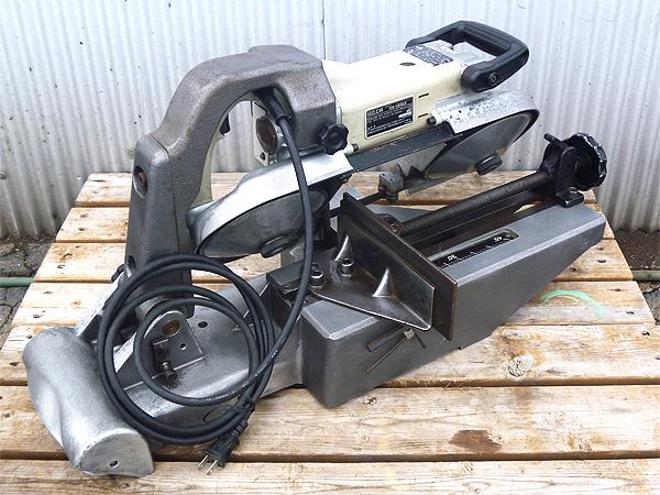 HITACHI(日立) 120mm ロータリーバンドソー CB12FA2