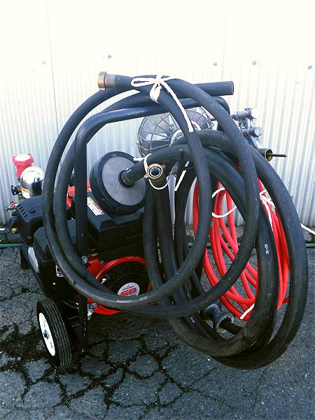 共立(KIORITZ) やまびこ 農用高圧洗浄機 WE360