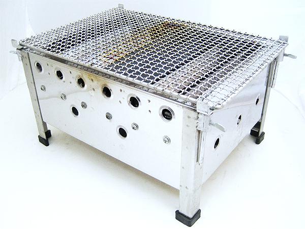 網焼き器 W44xD40xH22cm プロパンLPガス