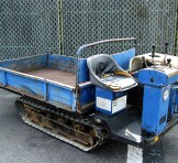 シコク(四国) クローラー運搬車 X61-RD