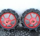 OHTSU(オーツ) 4.00-19 タイヤ2本セット