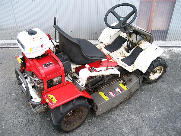 OREC(オーレック) ロータリーモア(乗用草刈機) ラビットモアー RM80JD