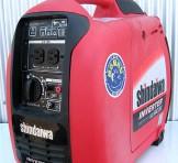 新ダイワ(Shindaiwa) 防音型インバーター発電機 iEG1400M-R