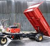 カワシマ(河島農具) 乗用型3輪運搬車 AC1520DBV