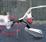吉徳農機(ヨシトク) 溝切機 NP-307 アルミ製板