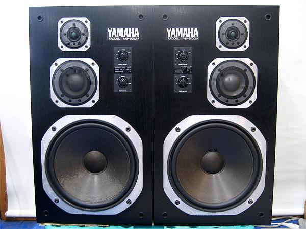 YAMAHA(ヤマハ) 3ウェイスピーカー NS-500M