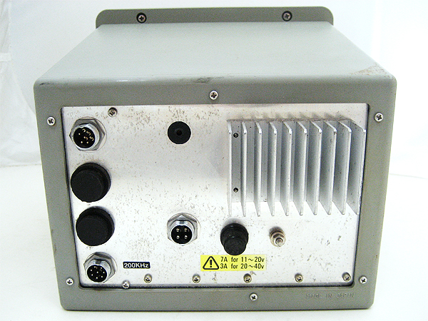 FUSO 8インチカラーGPS魚群探知機 FEG-890