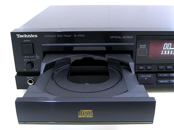 Technics(テクニクス) CDプレーヤー SL-P555
