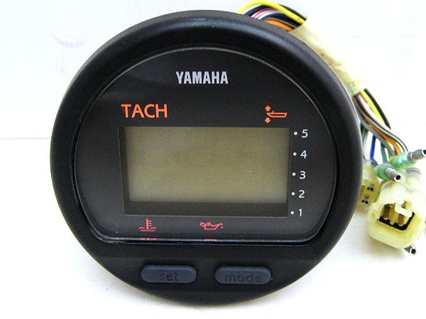 YAMAHA(ヤマハ) TACH デジタルタコメーター