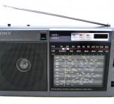 ソニー ポータブルラジオ ICF-EX5