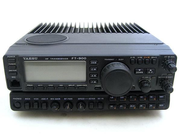 八重洲 HFトランシーバー FT-900/AT
