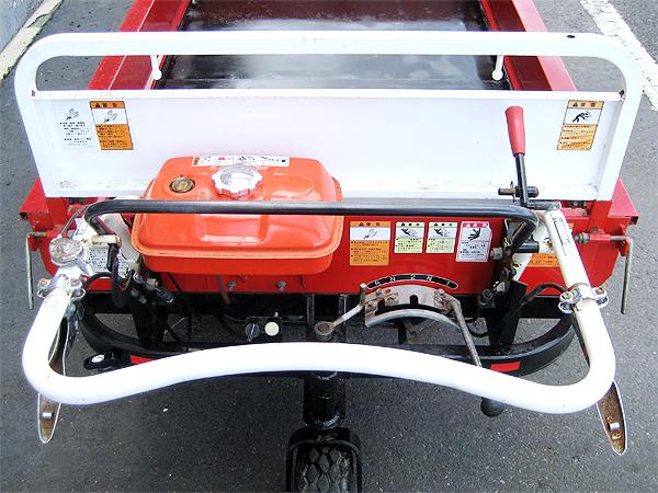 カワシマ(河島農具) 三輪運搬車 SC380V