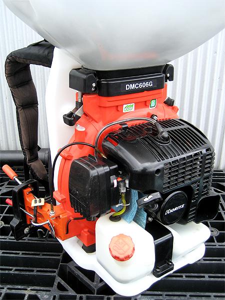 共立(KIORITZ) やまびこ 背負動力散布機 DMC606G
