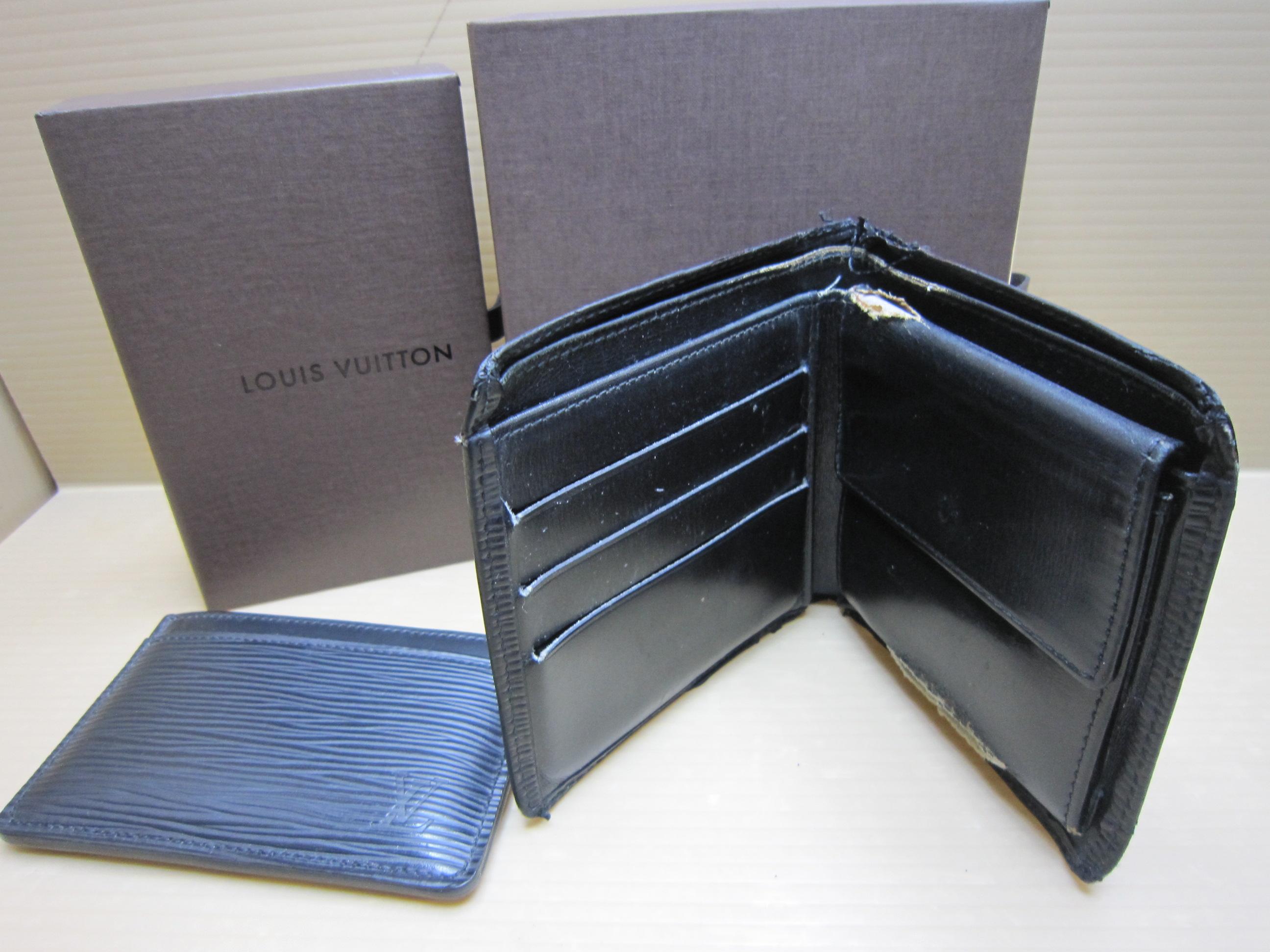 lowest price 8fda4 569b7 ジャム鳥取店|ルイ・ヴィトンのエピお財布、カード入れをお売り ...