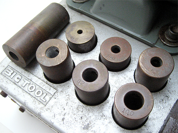 ローケン スポットカッター研磨機 S-700