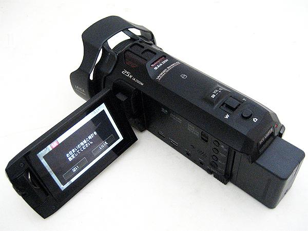 パナソニック 4Kビデオカメラ HC-WX970M-K