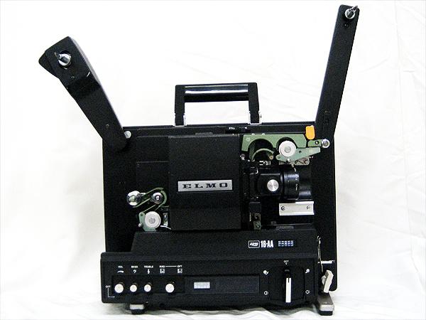 エルモ 16mm映写機 16-AA