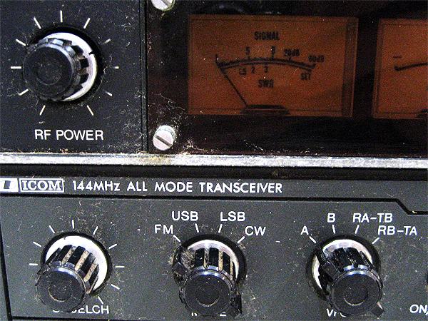 アイコム VHFトランシーバー IC-221