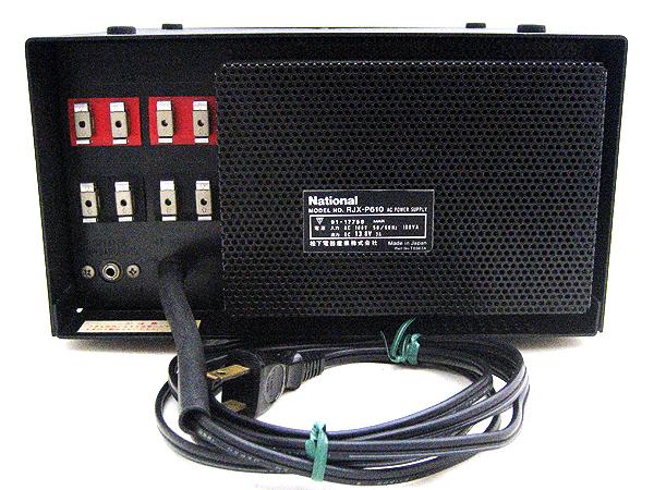 National 安定化電源 RJX-P610