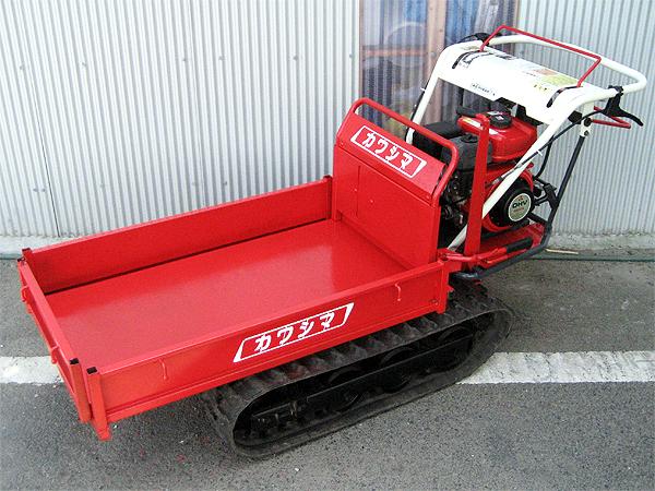 カワシマ 運搬車 EC706APV