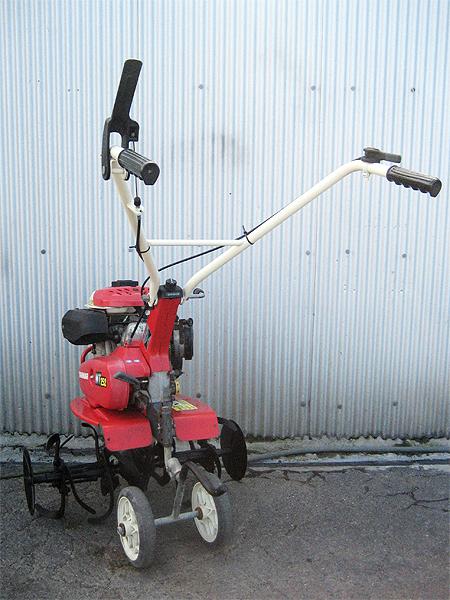 ヤンマー 耕運機 MT252