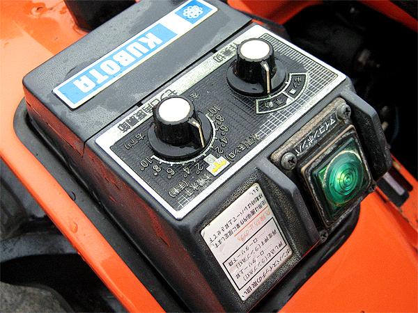 クボタ 4WDトラクター ZB1-14