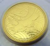 平成五年 皇太子殿下御成婚記念 五万円金貨